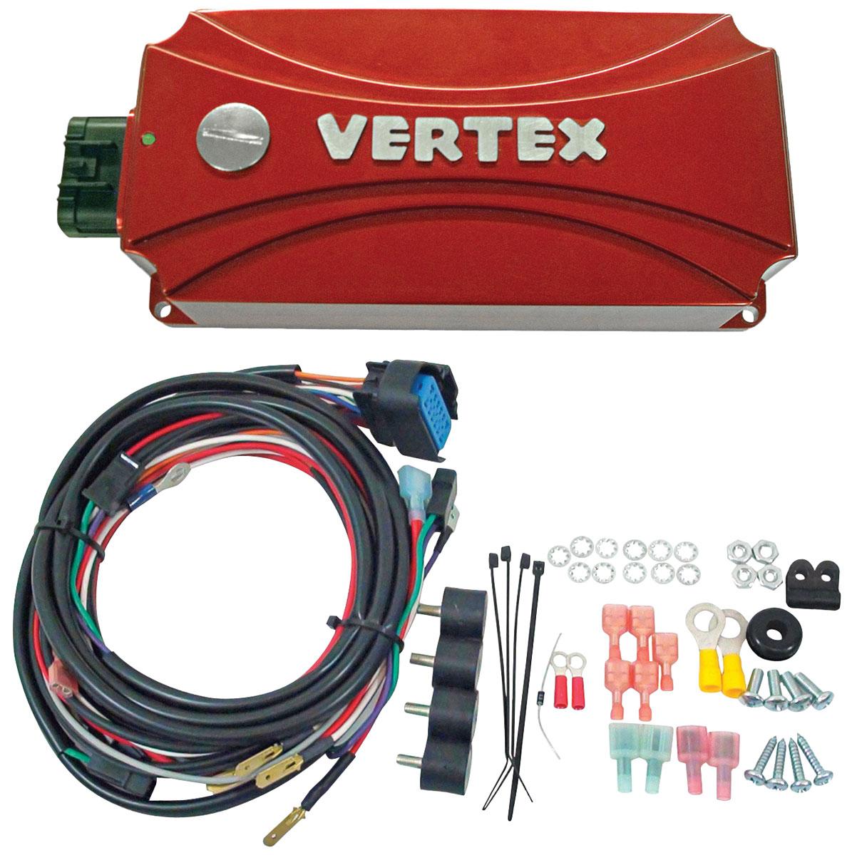 Ignition Control Box, Vertex Z6 cast aluminum