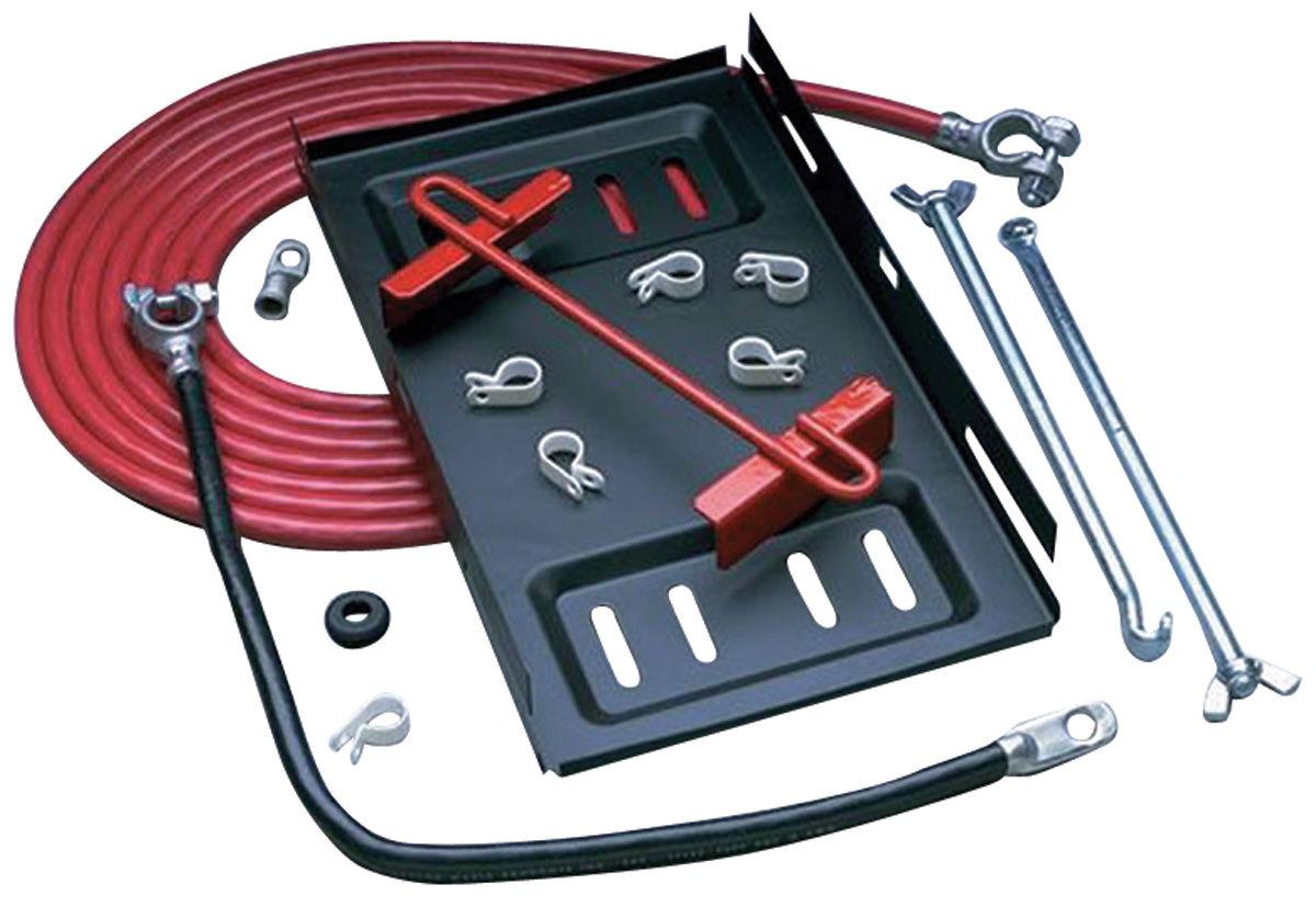 Photo of Battery Relocator Kit