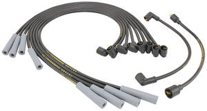 1959-76 Grand Prix Spark Plug Wire Sets, 8.2 mm Thundervolt Custom-Fit 326, 350, 389, 400