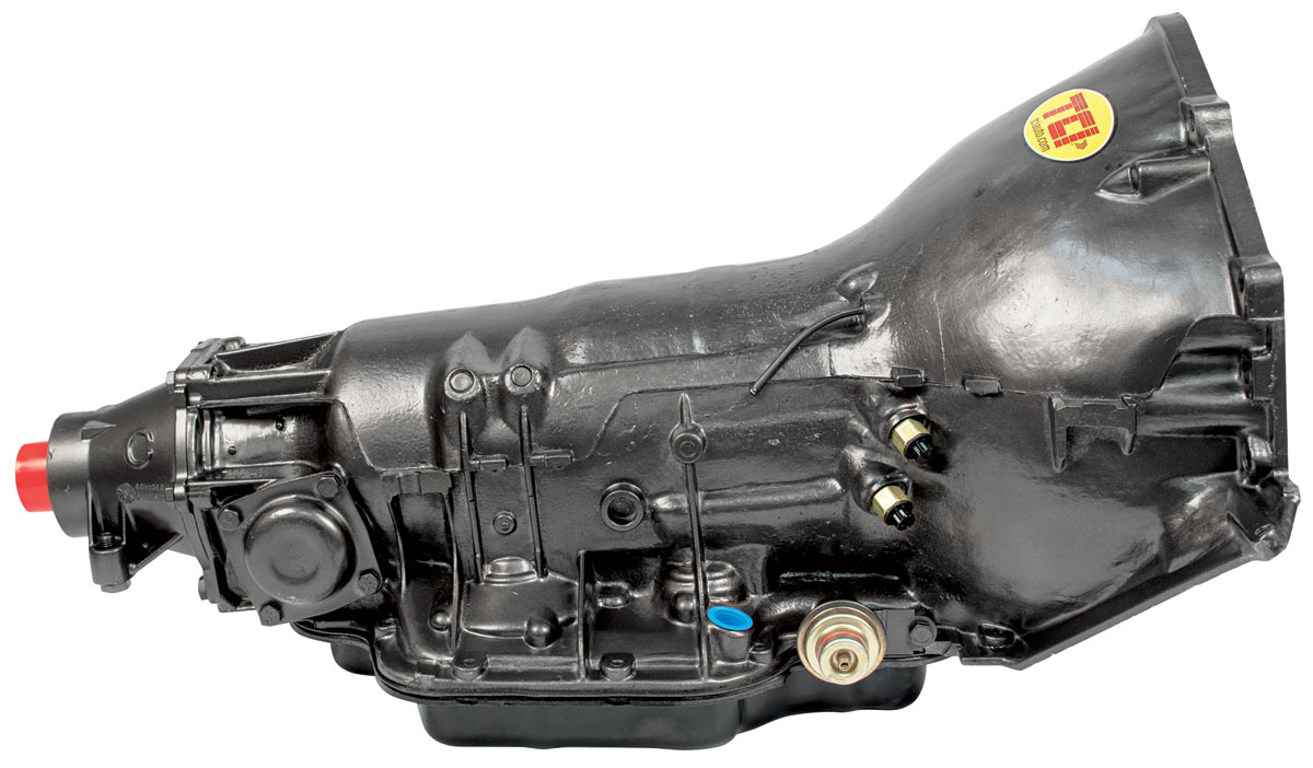 """Photo of Transmissions, Automatic, StreetFighter TH400, non-variable pitch, 4"""" tail shaft"""