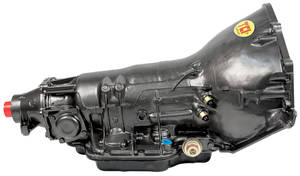 """1978-1988 El Camino Transmissions, Automatic, StreetFighter TH400, Non-Variable Pitch, 4"""" Tail Shaft"""