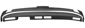 1974-1976 Cadillac Dash Pad Outer Shell, Molded (Two-Piece), by Dashtop