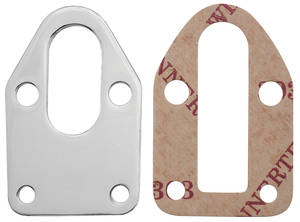 1978-88 El Camino Fuel Pump Mounting Plate (Small-Block) with Mounting Gasket