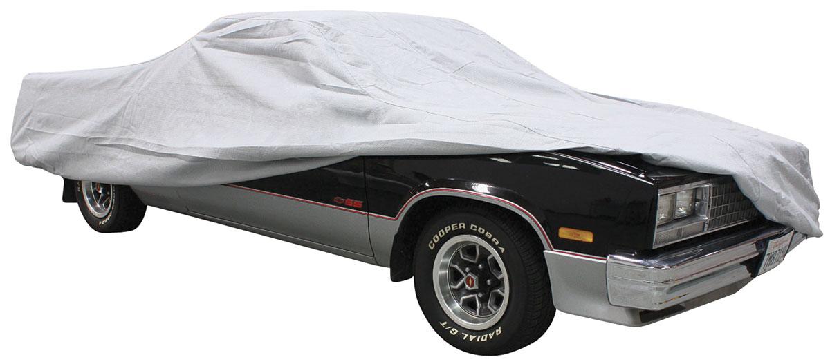 Photo of Car Cover, 4-Layer Plus El Camino