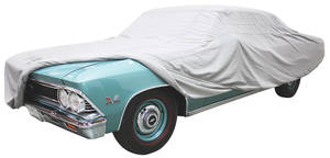 1964-1967 Chevelle Car Cover, 4-Layer Plus Chevelle, by RESTOPARTS