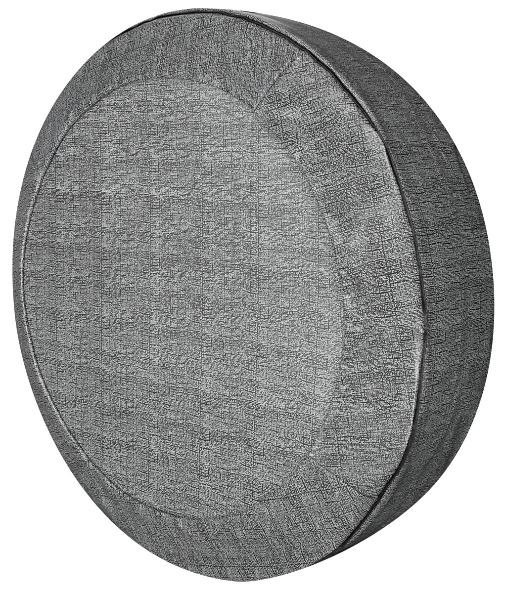 Photo of Trunk Spare Tire Cover crosshatch 15""