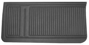Door Panels, 1967 Reproduction Tempest Custom Rear, Convertible