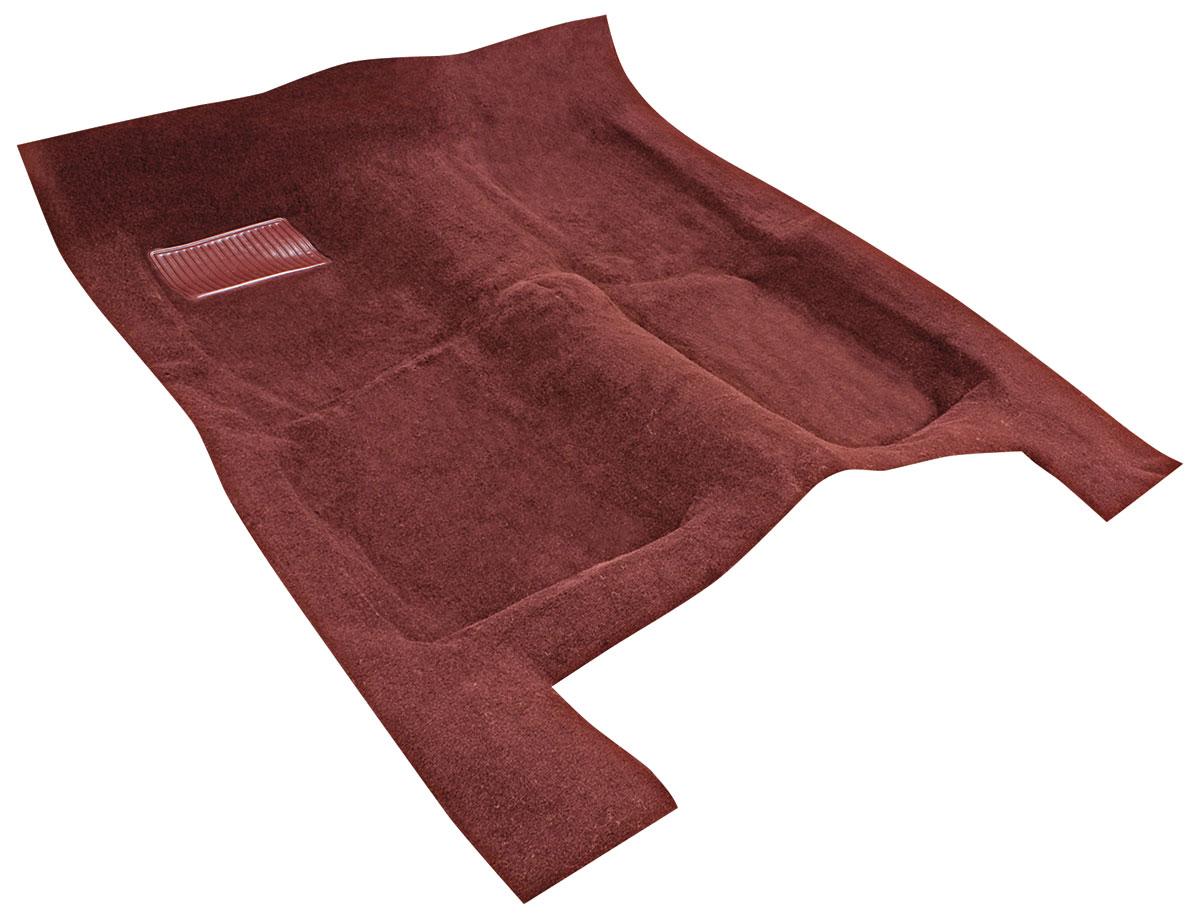 Photo of Carpet, Original Style Molded cut pile (1-piece)