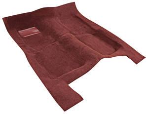 1978-1988 El Camino Carpet, Original Style Molded Cut Pile (1-Piece)