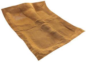 1974-77 El Camino Carpet, Original Style Molded 2-dr., 4-Speed, Cut-Pile (2-Pieces)