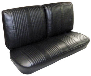 Seat Upholstery, 1967 Reproduction Tempest Split Bench (w/o Armrest), w/Convertible Rear, by PUI