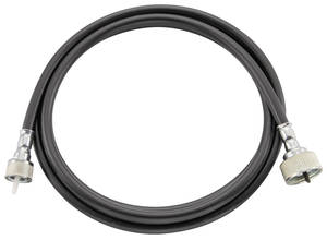 "1971-1972 Cadillac Speedometer Cable & Casing With Cruise Control, Lower - 63"" (Calais & DeVille)"