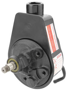 1965-1968 Chevelle Power Steering Pump & Reservoir (Remanufactured) Big Block Pump (No Reservoir) (Keyway Type)