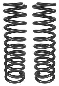 1972 Monte Carlo Coil Springs with Air Conditioning (Front) 8-Cylinder, 307 & 350