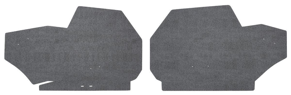 Photo of Trunk Side Panels Convertible (gray herringbone)