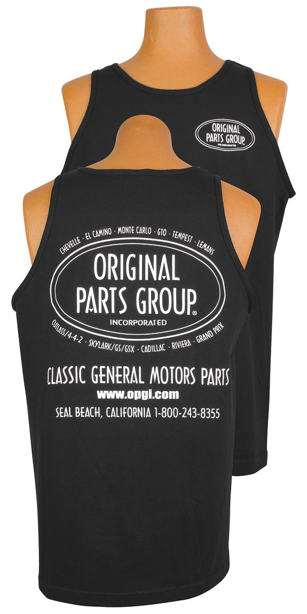 Photo of Original Parts Group Tank Top (Black)