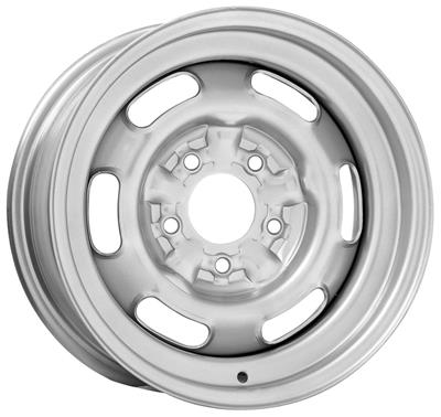 "1964-1973 LeMans Wheel, Rally I 14"" X 6"" (4"" B.S.), by SPECIALTY WHEEL"