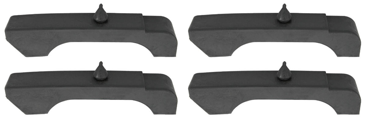 Photo of Radiator Cushions, Upper & Lower 3-row