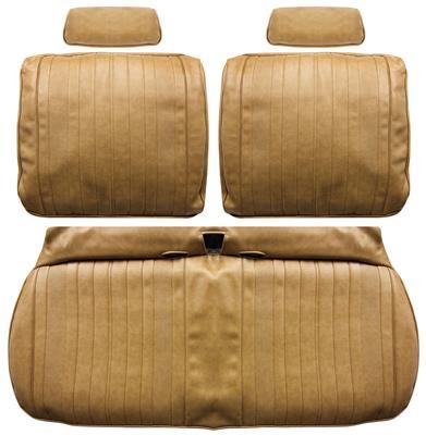 El Camino Seat Upholstery, 1970 Reproduction Vinyl Split Bench