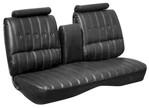 Seat Upholstery, 1974-77 Chevelle Bench Vinyl, by PUI