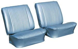 El Camino Seat Upholstery, 1964 Reproduction Vinyl Buckets