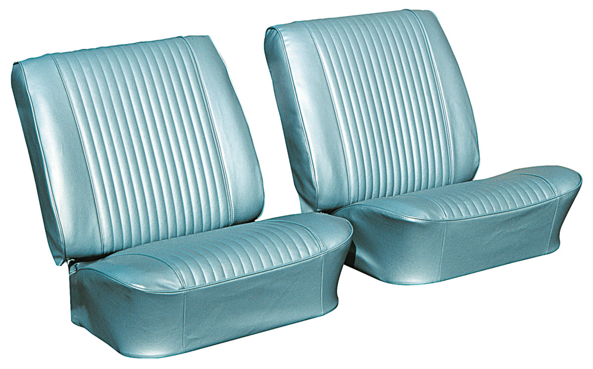 Legendary Auto Interiors Chevelle Seat Upholstery 1964 Reproduction Vinyl Buckets