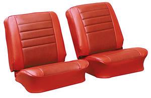 El Camino Seat Upholstery, 1965 Reproduction Vinyl Buckets