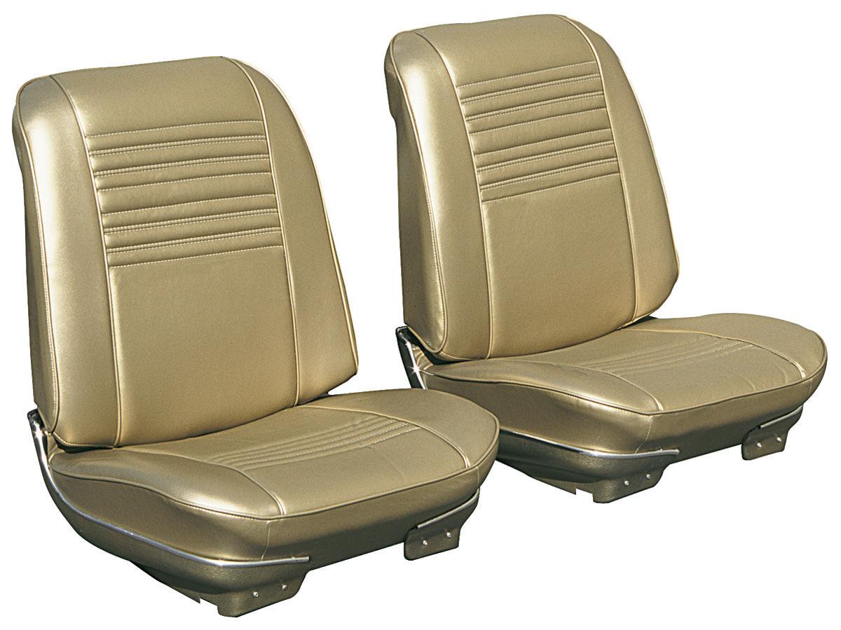 Legendary Auto Interiors Chevelle Seat Upholstery 1967