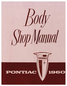 1960 Catalina Fisher Body Manuals