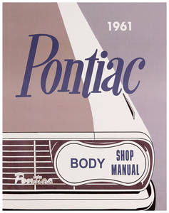 1961 Bonneville Fisher Body Manuals