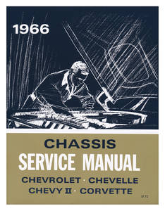 1966-1966 Chevelle Chassis Service Manual