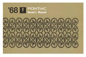 Owners Manuals, Pontiac