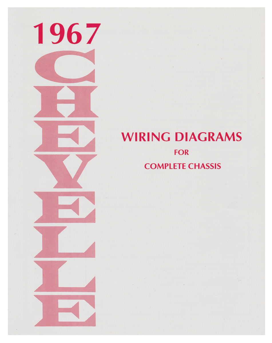 chevelle wiring diagram manuals  tap to enlarge