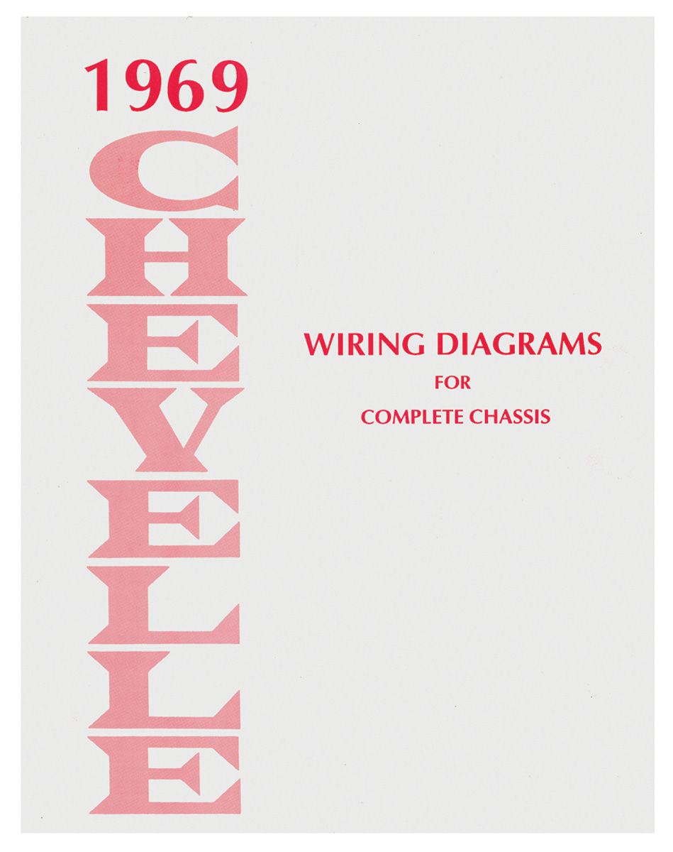1969 Chevelle Wiring Diagram Manuals   Opgi Com