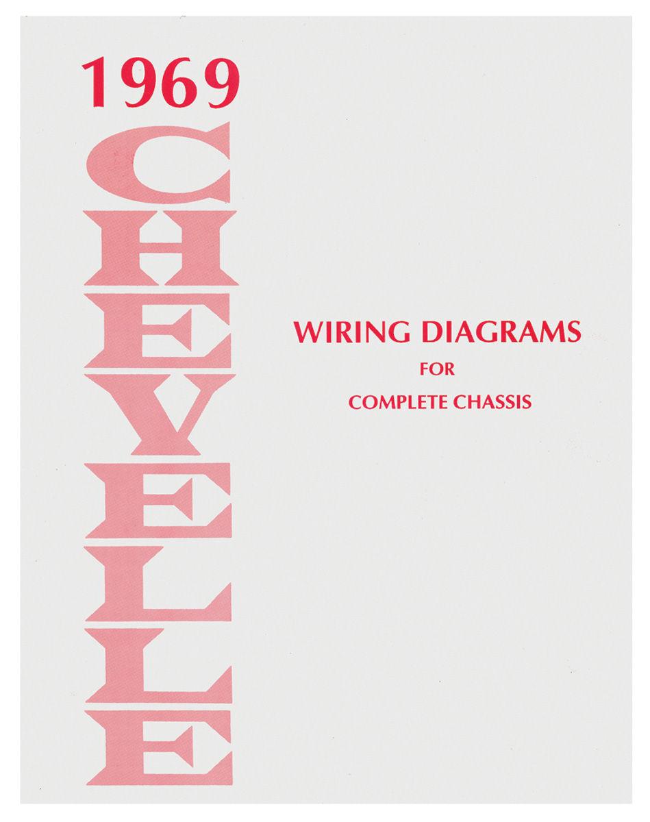 chevelle wiring diagram manuals  1969 chevelle wiring diagram manuals opgi #1