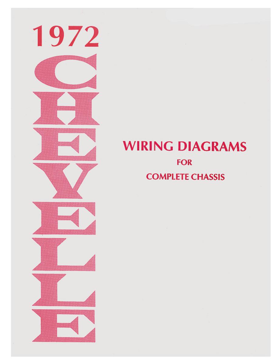 1972 chevelle wiring diagram manuals   opgi com