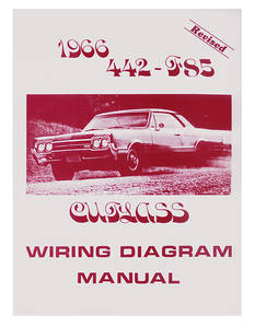 1966 Cutlass Wiring Diagram Manuals