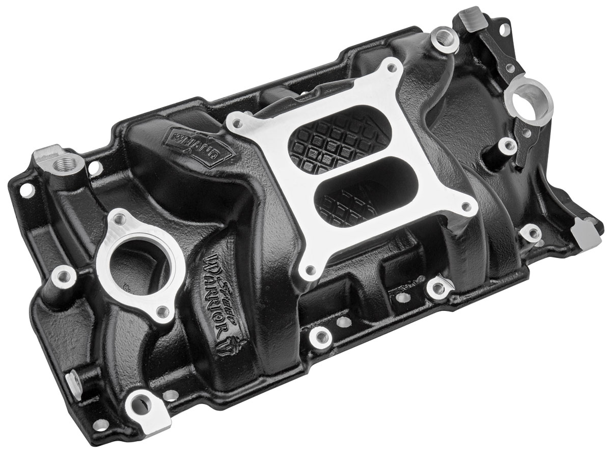 Photo of Intake Manifolds, Speed Warrior, Weiand black