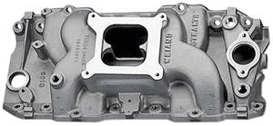 1964-77 El Camino Stealth Intake Manifold, Weiand Rectangle Port Heads