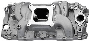 1964-77 El Camino Stealth Intake Manifold, Weiand Oval Port Heads