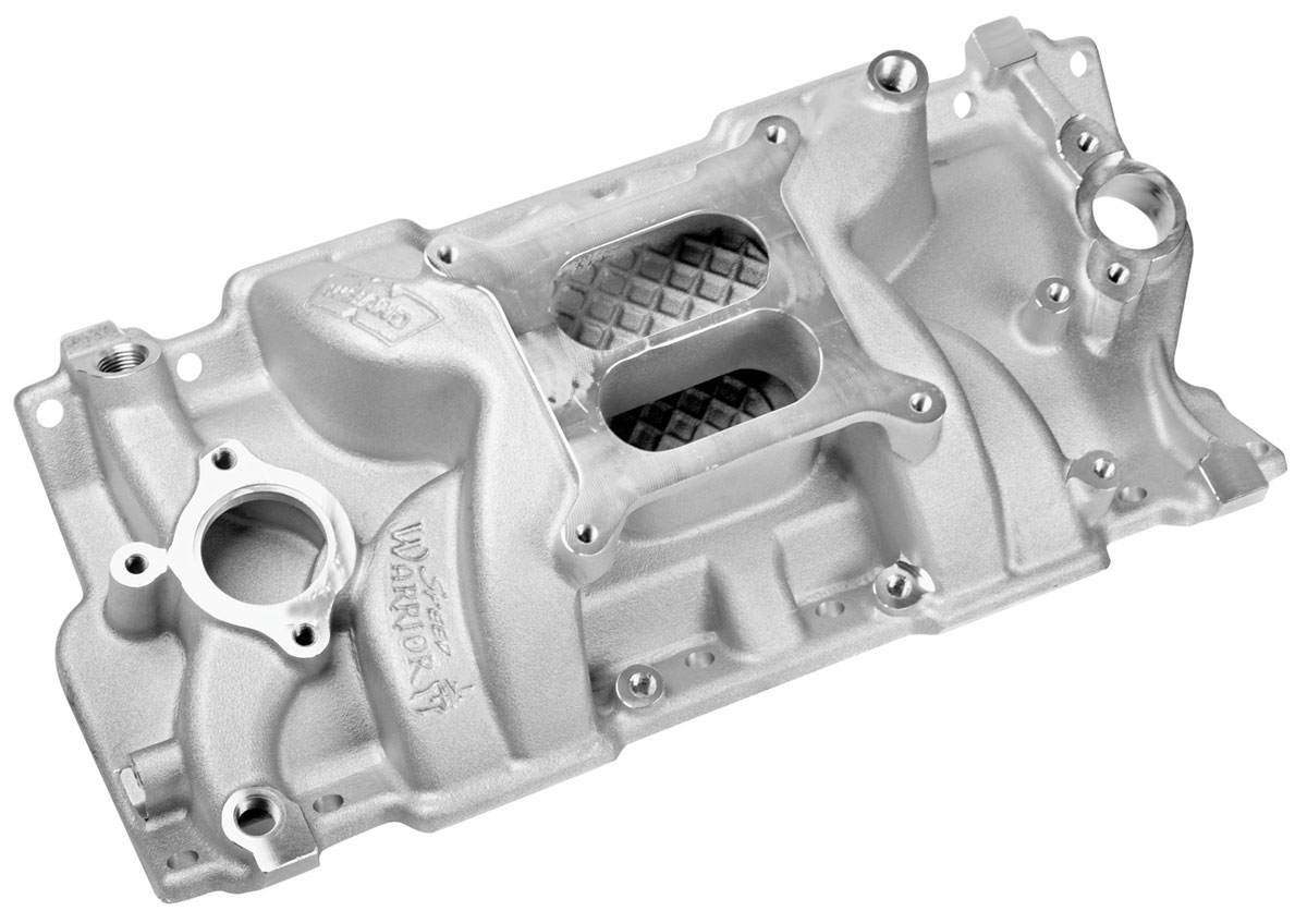 Photo of Intake Manifolds, Speed Warrior, Weiand natural