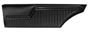 Chevelle Door Panels, 1970-72 Reproduction (4-dr.) Wagon & 4-dr. HT, Rear, by PUI