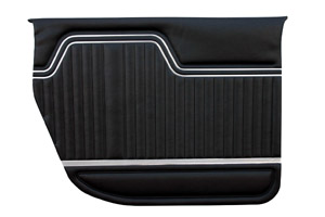 1970-1972 Chevelle Door Panels, 1970-72 Reproduction (4-dr.) 4-dr. Sedan, Rear, by PUI