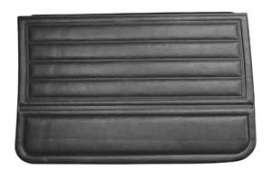 Chevelle Door Panels, 1965 Reproduction (4-dr.) 4-dr. Sedan & Wagon, Front, by PUI