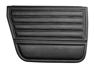 Chevelle Door Panels, 1965 Reproduction (4-dr.) 4-dr. Sedan & Wagon, Rear, by PUI