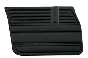 1968-1968 Chevelle Door Panels, 1968 Reproduction (4-dr.) 4-dr. Sedan & Wagon, Front, by PUI