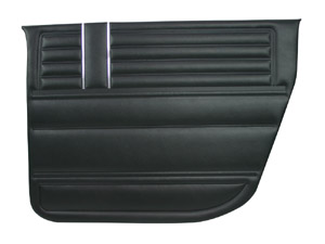 Chevelle Door Panels, 1968 Reproduction (4-dr.) Wagon, Rear, by PUI