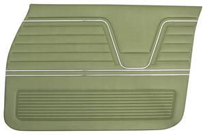 Chevelle Door Panels, 1969 Reproduction (2-dr.) 4-dr. Sedan & Wagon, Front