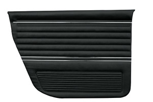 Chevelle Door Panels, 1969 Reproduction (4-dr.) Wagon, Rear, by PUI