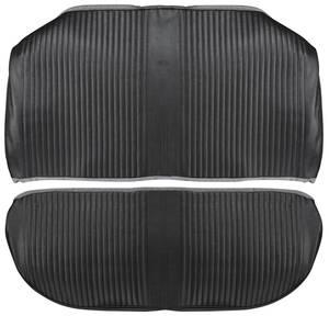 Chevelle Seat Upholstery, 1964 Reproduction Vinyl Rear Seat 4-dr. Sedan